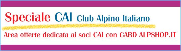 Articoli in convenzione CAI