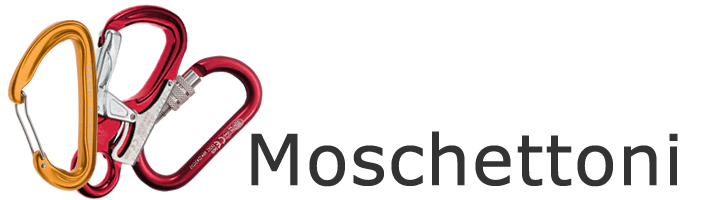 Moschettoni-arrampicata