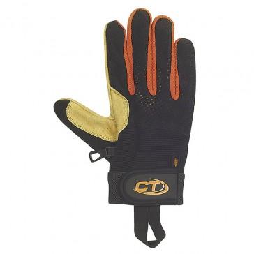 guanti ferata pelle