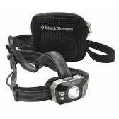 Lampada frontale ICON POLAR- Black Diamond - 200 Lumens  - Massima potenza e durata negli ambienti più freddi - con vano batterie mobile