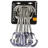 set 6 rinvii oz quickpack black diamond