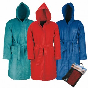 accapatoi sport bathrobe camp
