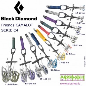 friend camalot c4 black diamond