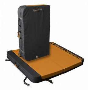 crash pad black diamond per bouldering