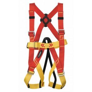 imbragatura completa da bambino per arrampicata