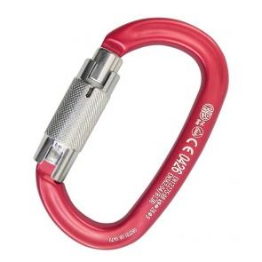 moschettone twist lock alluminio