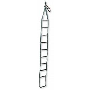 staffa in fettuccia con gradini paralleli