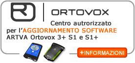 Aggiornamento Ortovox s1 e 3+