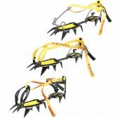 Ramponi G12 Grivel - Polivalente per ogni tipo di alpinismo - Disponibili con allacciatura Universale, Semi-Automatica o Automatica