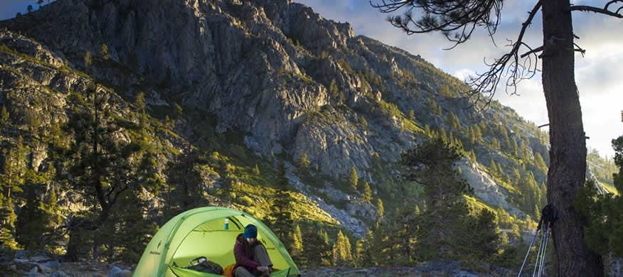 Trekking escursionismo in montagna